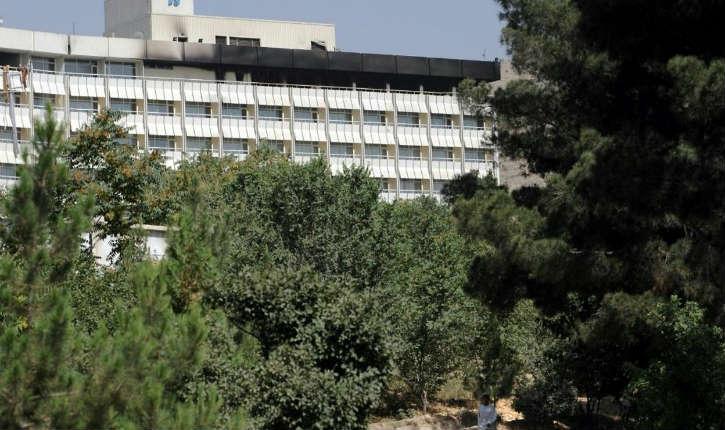 Afghanistan : L'hôtel Intercontinental de Kaboul est la cible d'une attaque en cours