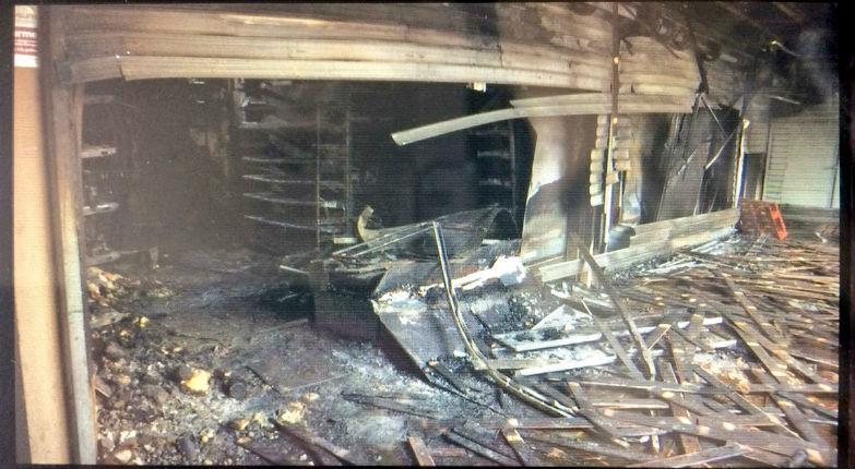 Trois ans après l'Hypercacher, incendie criminel d'une épicerie cacher déjà visée par des tags antisémites à Créteil