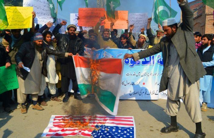 Pakistan: rappel de l'ambassadeur palestinien, apparu aux côtés d'un terroriste islamiste
