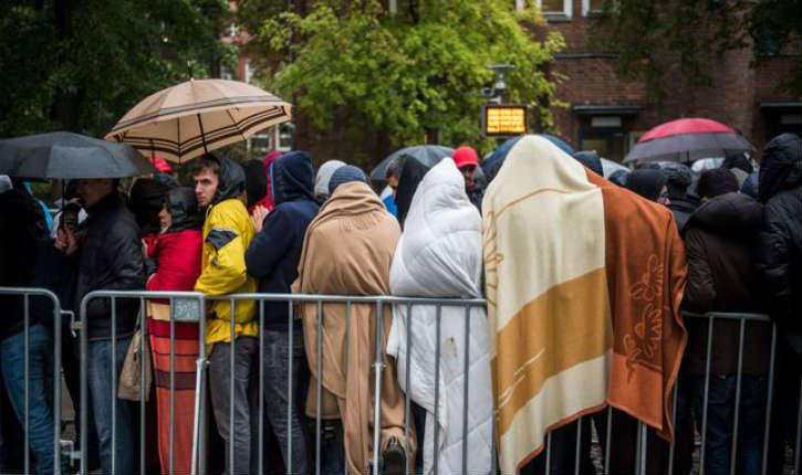 France : Selon l'Office français de protections des réfugiés et apatrides (Ofpra) la barre des 100.000 demandes d'asile a été franchie l'an dernier