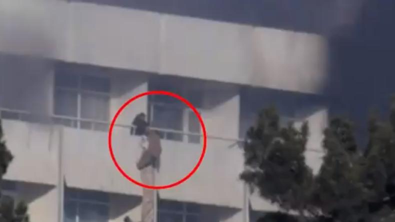 Kaboul : l'incroyable fuite de clients de l'hôtel Intercontinental durant l'assaut des Taliban. 18 morts dont 14 étrangers (Vidéo)