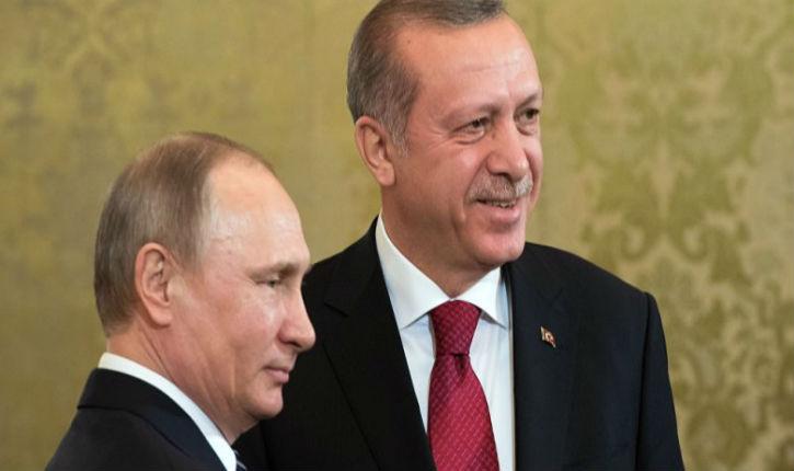 Les Russes sont aveugles vis à vis des crimes d'Erdogan en Syrie, mais ils accusent les Américains.