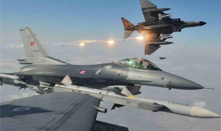 Afrin : la Turquie lance une attaque avec du gaz toxique suspect sur les kurdes en Syrie