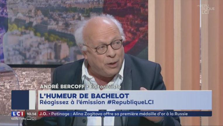 André Bercoff : «Trump travaille pour l'Amérique et on devrait travailler pour la France au lieu de chouiner et pleurer»