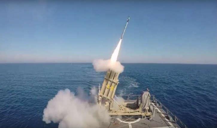 Israël : le ministère israélien de la Défense annonce avoir testé avec succès son nouveau système antimissile «Arrow 3»