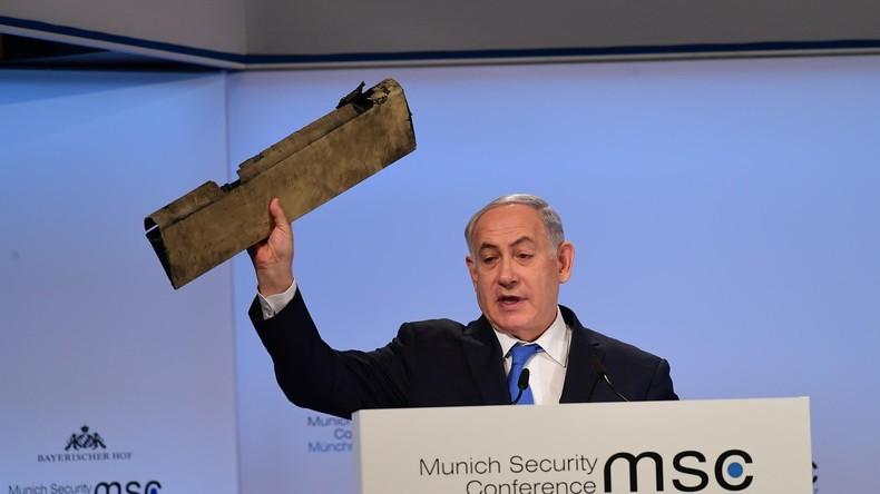 Netanyahou met l'Iran en garde «Ne testez pas la détermination d'Israël !» (Vidéo)