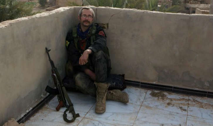 Syrie : mort du Breton parti combattre aux côtés des forces kurdes, il aurait été tué par l'armée turque