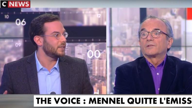 Yvan Rioufol sur CNews «Vous ne voulez pas voir qu'elle est islamiste ! Un voile aujourd'hui, quand c'est porté à la télé, c'est un signe politique» (Vidéo)