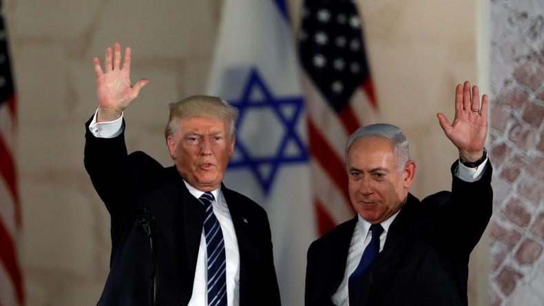 Trump affirme que les Etats-Unis n'ont «pas d'autres meilleurs amis qu'Israël»