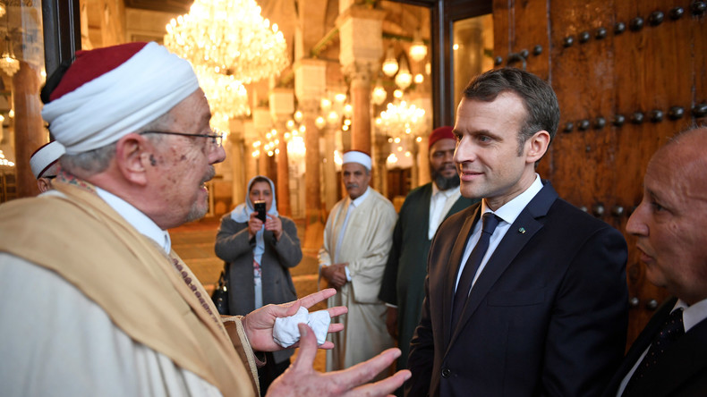 Macron veut réorganiser l'islam en France avant l'été «touche par touche»