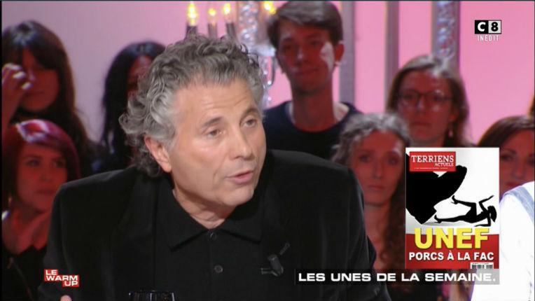Viols à l'UNEF, pour Gilles-William Goldnadel «ça va mal pour le camp du bien !» (Vidéo)