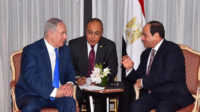 Le président égyptien al-Sissi confirme qu'Israël aide l'Egypte à combattre l'Etat islamique dans le Sinaï