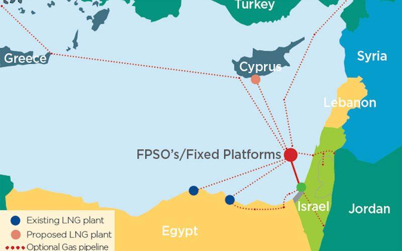 Israël devient un fournisseur de gaz du monde arabe