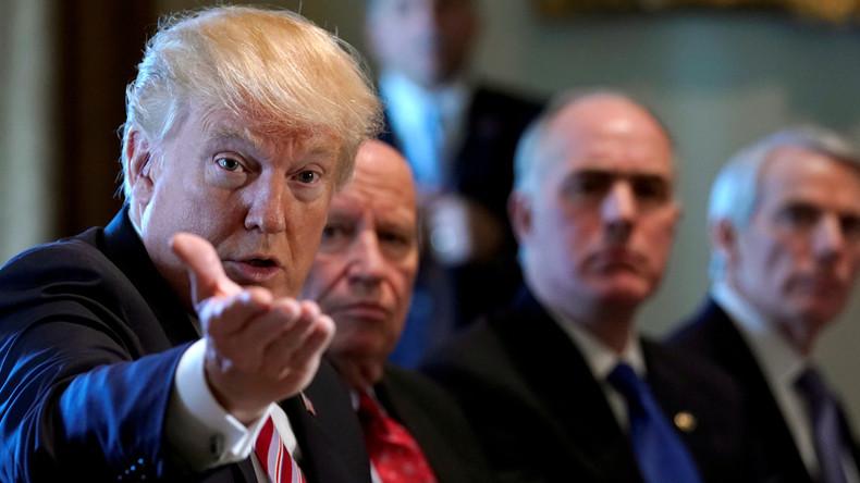 Trump veut réduire de 100 milliards de dollars les exportations chinoises vers les Etats-Unis