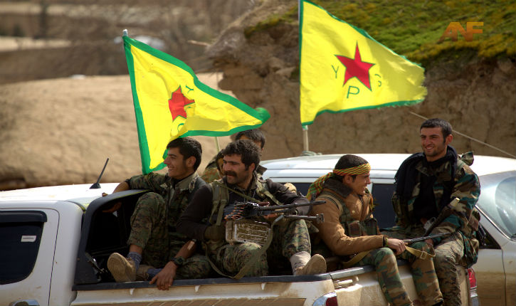 Pour la première fois, la résistance kurde attaque une base à l'intérieur du sol turc