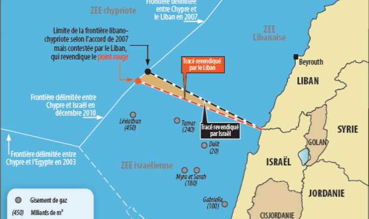 Ressources offshore: le Liban rejette la médiation américaine et cherche la confrontation avec Israël