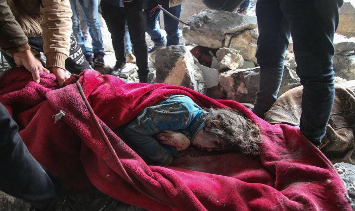 L'armée turque commet un carnage à Afrin où des maisons Kurdes ont été délibérément visées