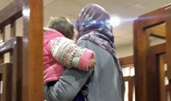 [Vidéo] Irak : une jihadiste française sera expulsée dans les prochains jours d'Irak vers la France