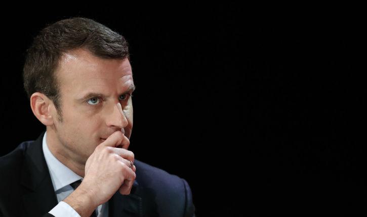 Macron «regrette» la décision américaine de cesser de financer l'UNRWA… lui préfère continuer à financer l'enseignement de la haine et du terrorisme