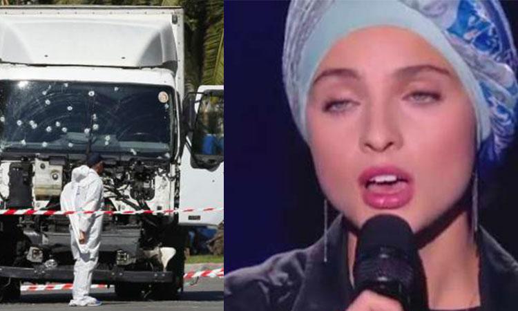 The Voice : Mennel a chanté en arabe sur TF1 une version islamique pour «Allah» sans rapport avec « Hallelujah » de Leonard Cohen
