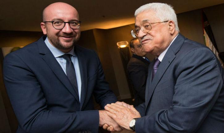 Au lieu de sortir les pensionnés de la pauvreté, les impôts des belges vont pour les Palestiniens