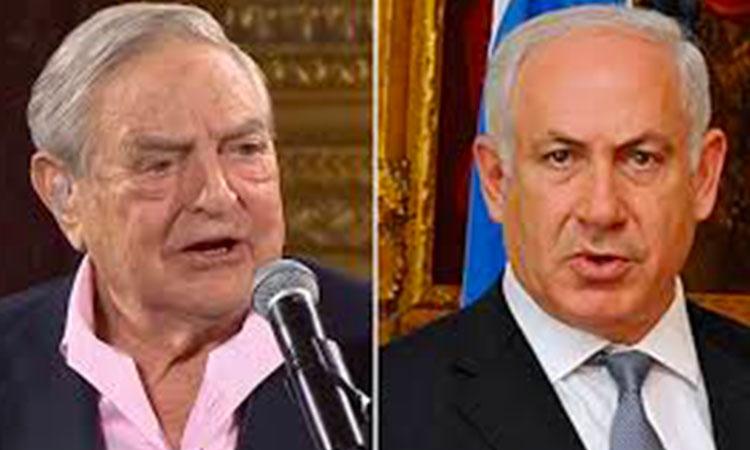 Netanyahu dénonce les financements pro-migrants en Europe et en Israel du milliardaire George Soros