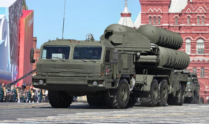 L'Irak prétend être menacé par Israël pour acquérir le système de défense antimissile russe S-400