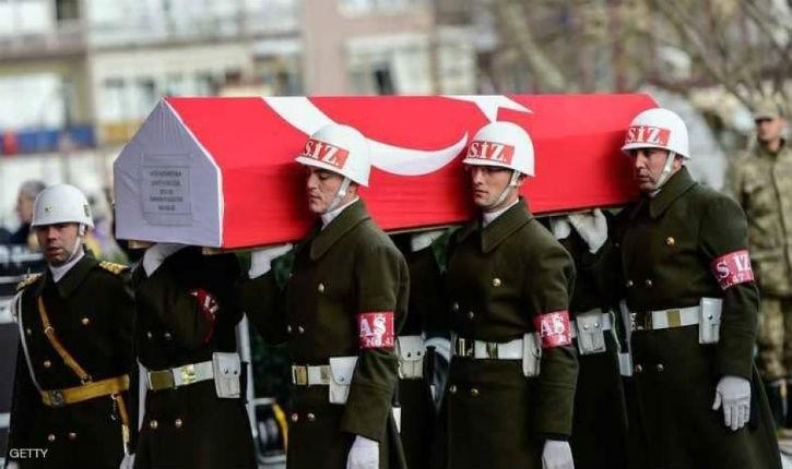Erdogan, le déclencheur de guerre, face à la perduration de la guerre et l'augmentation des pertes matérielles et humaines