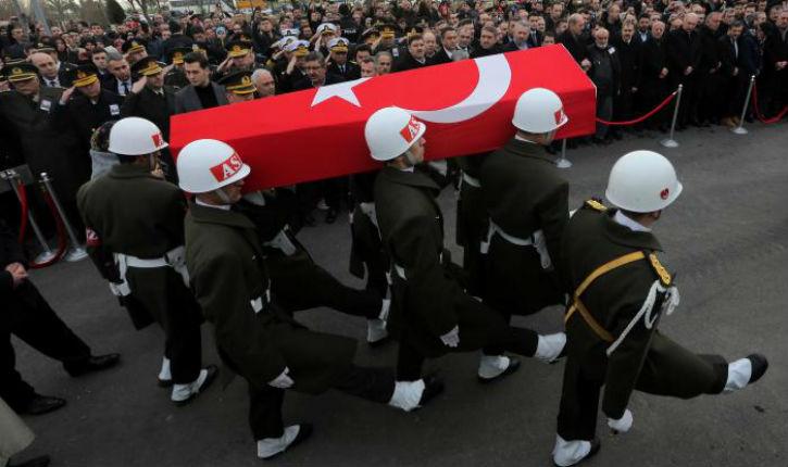 Le Kurdistan syrien :  la débâcle de l'armée turque se poursuit