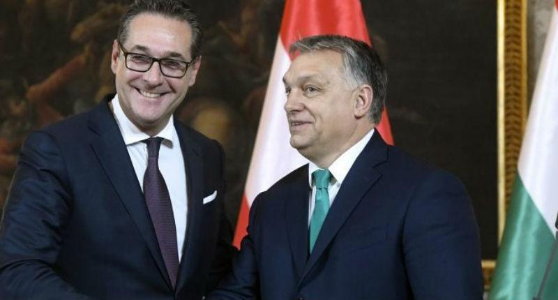 Le vice-chancelier d'Autriche : « Nous devons être reconnaissants envers la Hongrie d'avoir protégé les frontières extérieures de l'Union européenne »