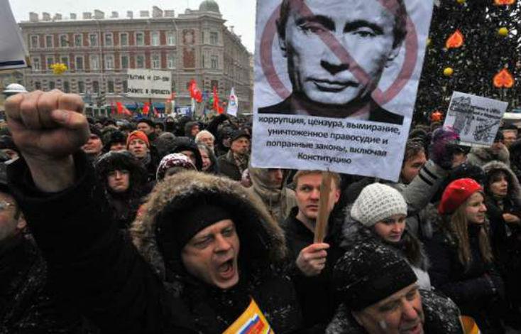 Russie : des élections verrouillées, l'opposition et une ONG dénoncent des irrégularités