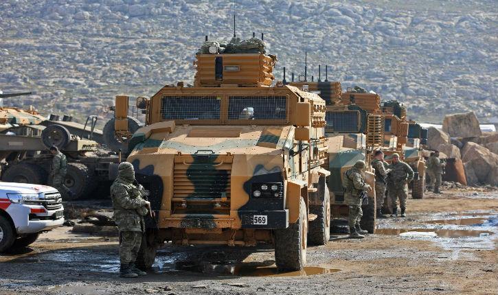 Nord de la Syrie : Ankara déploie des forces spéciales  pour pousser des milliers d'habitants kurdes à fuir