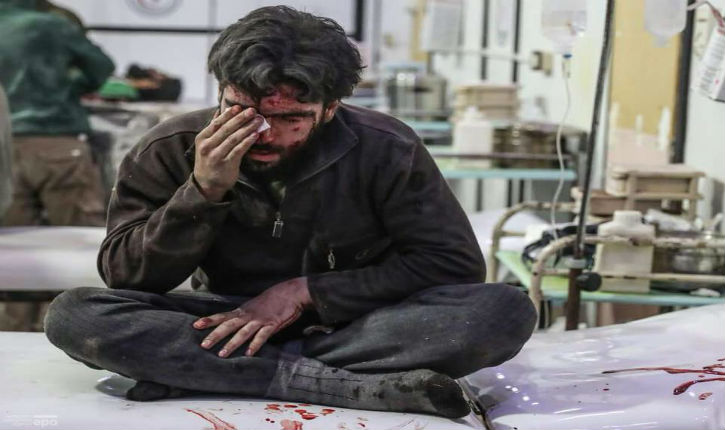 Nouveau carnage à Afrin : 47 civils dont 16 enfants et 14 femmes tués par les turcs