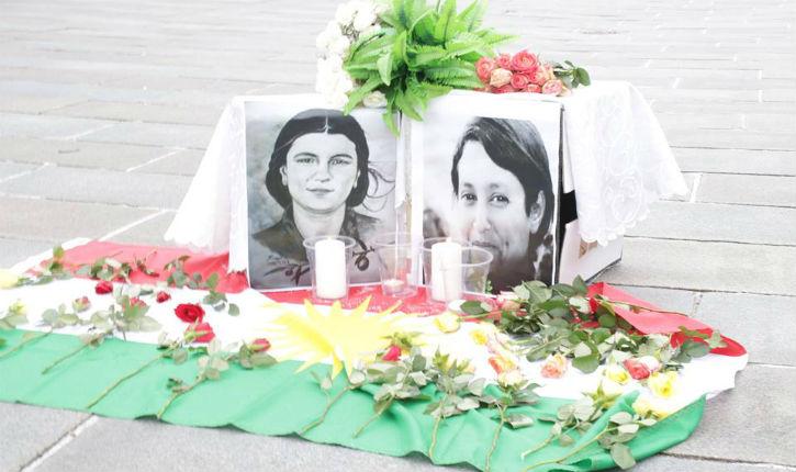Les femmes Kurdes: résistance, lutte et bravoure. Une hommage pour ces combattantes