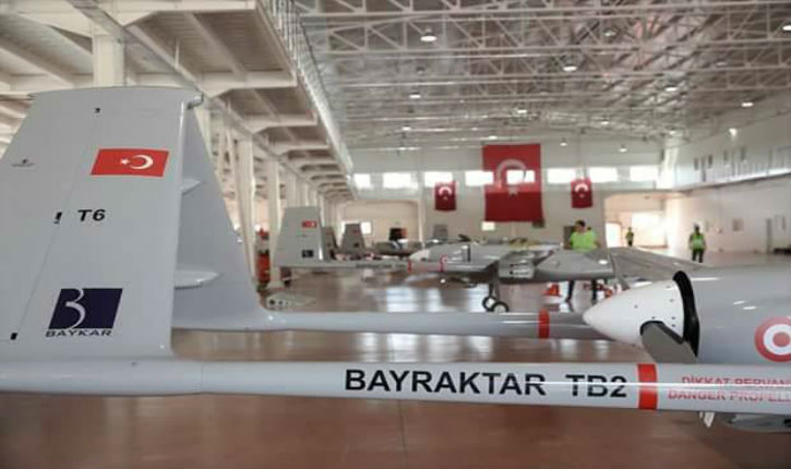 Turquie : feu vert au déploiement d'une nouvelle génération de drones tueurs turcs contre les Kurdes