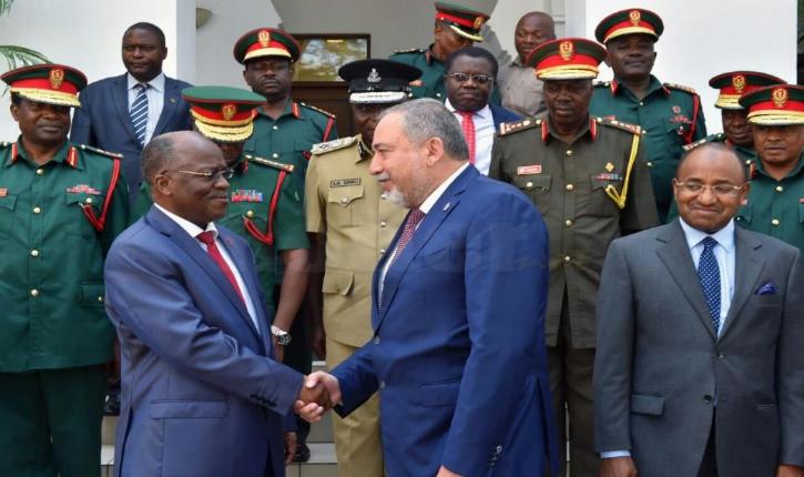 Israël renforce ses liens africains pour isoler la menace iranienne sur le continent
