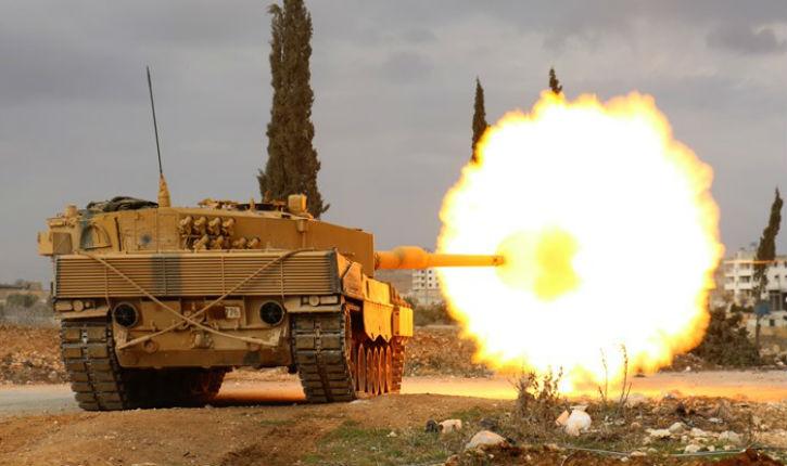 Les turcs se comportent comme des nazis et Berlin leur fournit des équipements militaires