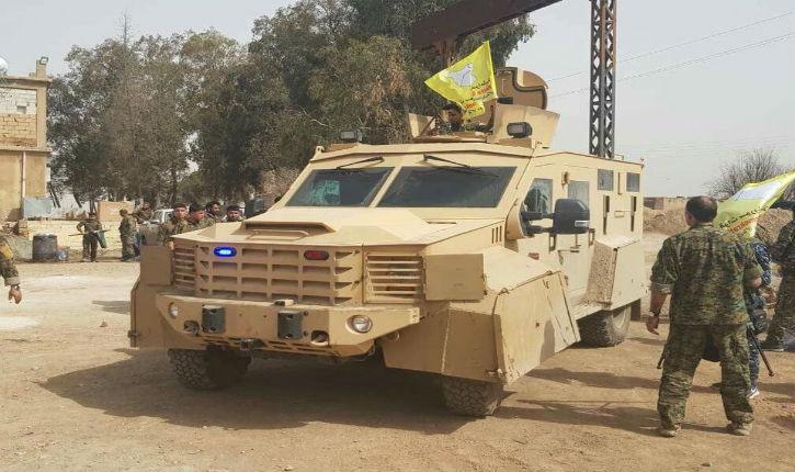 Les Kurdes reçoivent des renforts de «forces amies» pour affronter l'agression de l'ennemi turc