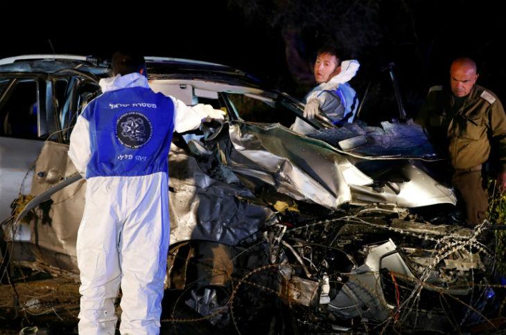 Attentat à la voiture-bélier en Judée Samarie: le terroriste avoue une «motivation nationaliste»