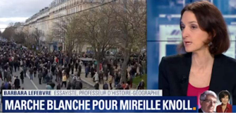 Barbara Lefebvre «On est enfermés dans une doxa antiraciste selon laquelle les Français d'origine musulmane/africaine étant victimes de discrimination ne pourraient pas être antisémites» (Vidéo)