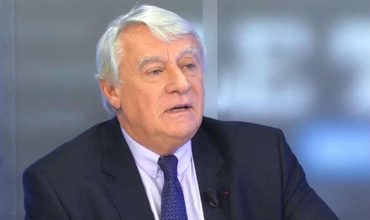 Le député LR Claude Goasguen estime que «l'islamisme a réveillé l'antisémitisme»