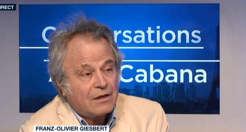 Franz-Olivier Giesbert «Israël n'est pas une terre arabe envahie par les Juifs, c'est le contraire depuis trois millénaires une terre juive conquise et dévastée par les Arabes»