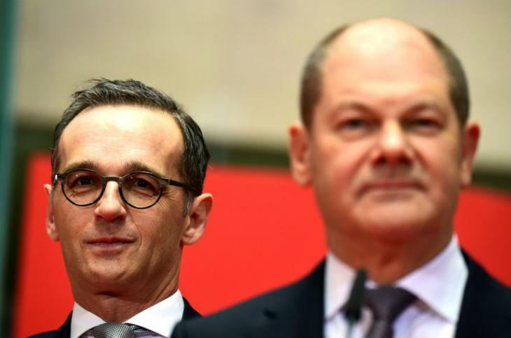 Le nouveau ministre allemand des Affaires étrangères «Je suis entré en politique à cause d'Auschwitz»