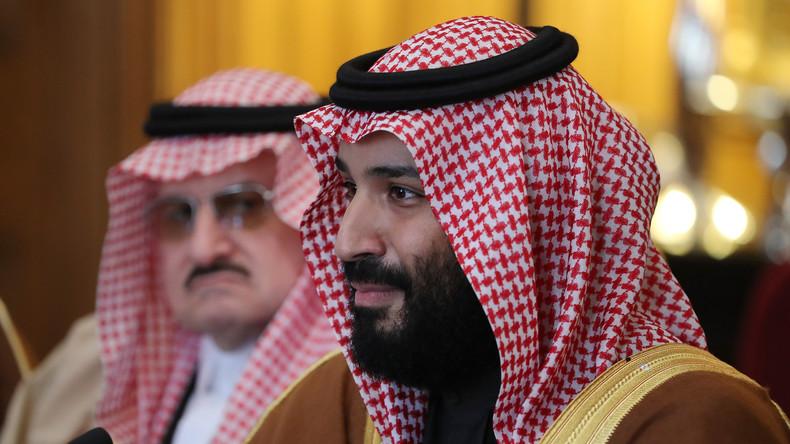 Le prince héritier saoudien reconnaît le droit à l'existence d'Israël, parle des futures relations