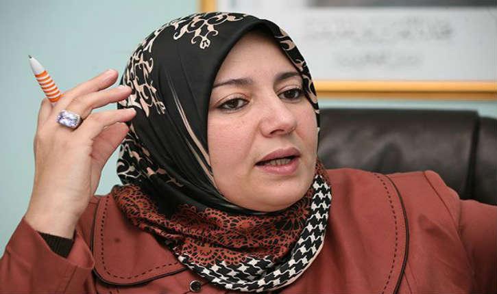 La députée algérienne Naïma Salhi s'oppose au retour des juifs en Algérie «un plan infernal visant à créer une seconde entité sioniste »