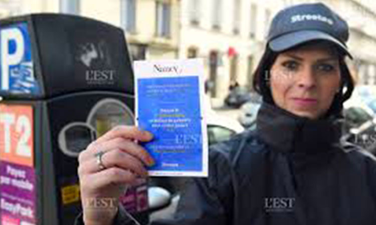Paris : des milliers de faux contrôles de stationnement