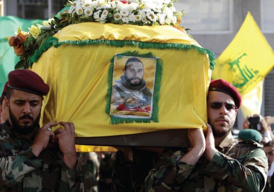 Le hezbollah craint une attaque surprise d'Israel