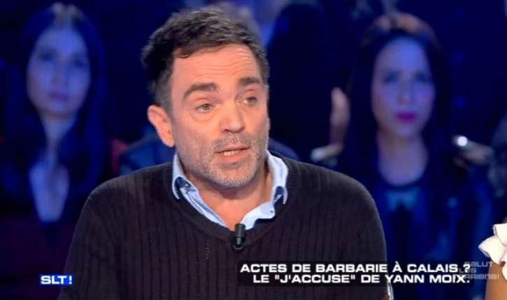 [Vidéo] Les migrants à Calais : Yann Moix veut porter plainte contre le ministre de l'Intérieur pour «propos diffamatoires»