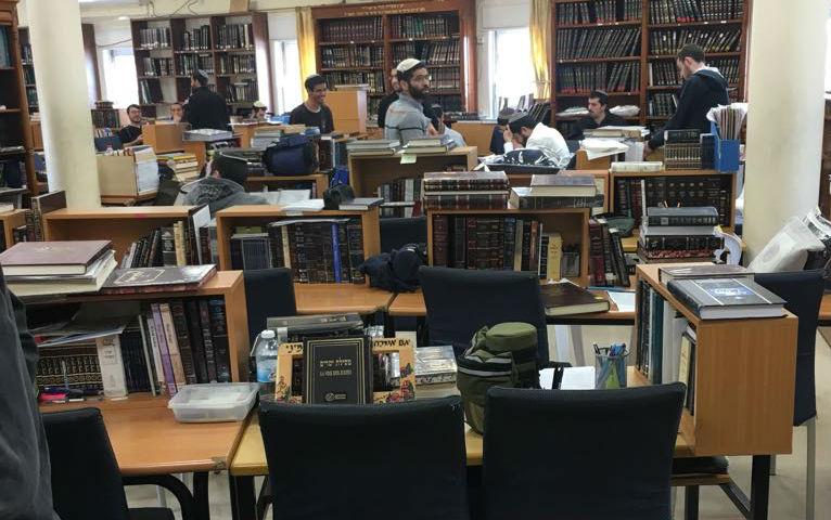 Un étudiant d'école talmudique «C'est dans notre ADN de faire l'armée»