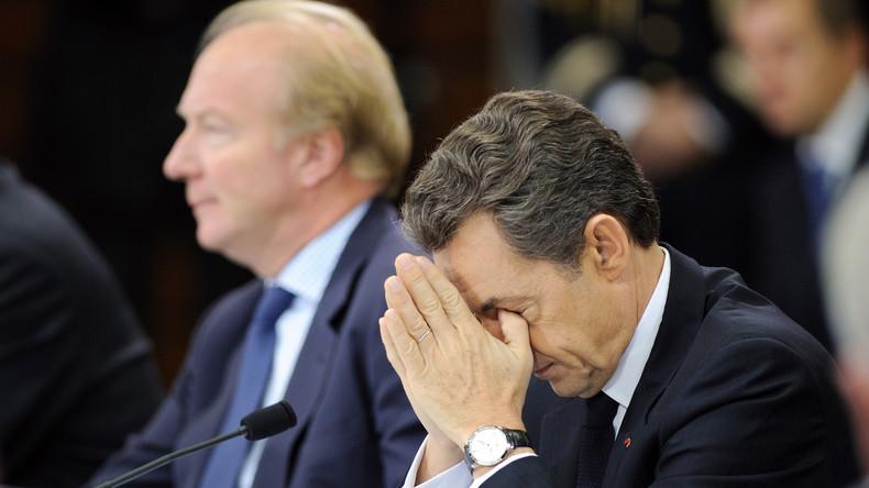 Financement libyen : deuxième jour de garde à vue pour Nicolas Sarkozy